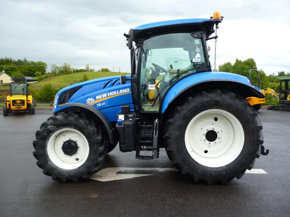 New Holland Tractor Led Lights : New holland t electro command kph brian keys tractors